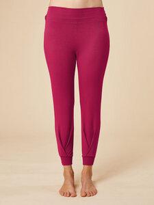 """Drapierte Yoga- & Homewear-Hose """"Tara"""" aus nachhaltiger Viskose - chakrana"""