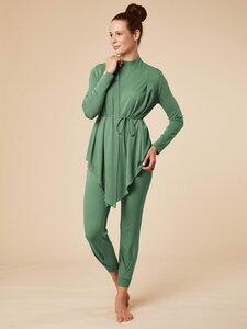 """Eleganter Yoga- & Homewear-Cardigan """"Durga"""" aus nachhaltiger Viskose - chakrana"""