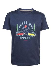 Kinder T-Shirt Double - Elkline