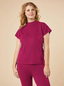 """Lässiges Yoga- & Basic-Shirt """"Bagala"""" aus nachhaltiger Viskose - chakrana"""