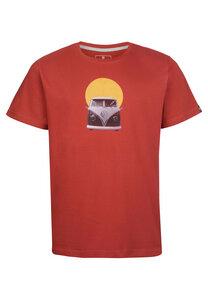 Herren VW-Bulli T-Shirt No Rules - Elkline