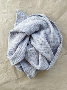 Tripple- Musselin Decke - lomaja