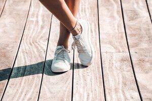 Vegane Sneaker für Damen - Cannon Knit - SAOLA