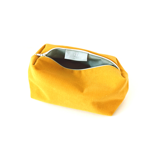 Mäppchen Yellow Spice - dress2bless