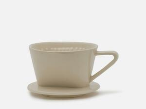 Kaffee-Filter aus Keramik // Off-White - FOLKDAYS