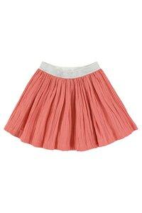 Lily Balou Musselin Rock skirt crabapple rose - Lily Balou