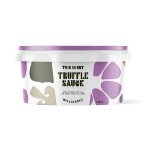 This is not Truffle Sauce - Willicroft