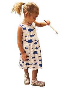 "Mädchen Kleid aus Eukalyptus Faser ""Romy"" - CORA happywear"
