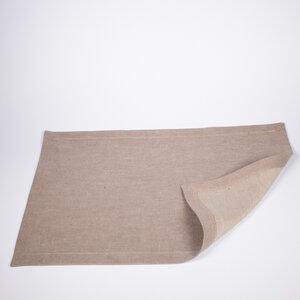 Tischset aus 100% Leinen, Leinendenim - nahtur-design