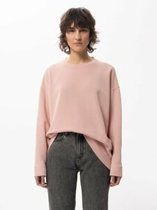 Bibbi Sweatshirt light pink - Nudie Jeans