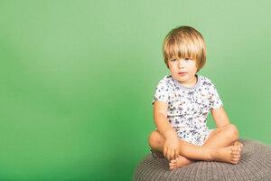 Baby Schlafanzug *Palm Tree* GOTS & Fair Trade | Sense Organics - sense-organics