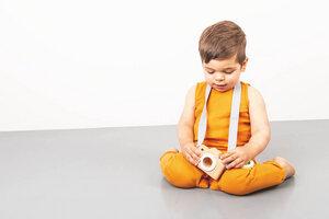 Baby Romper *MARIS* GOTS & Fair Trade | Sense Organics - sense-organics