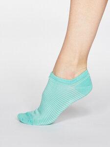 Damen Sneakersocken Peggy Stripe - Thought