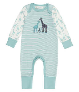 Baby Schlafanzug *Giraffe* GOTS & Fair Trade | Sense Organics - sense-organics