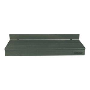 Balkonbar Pine holz - Balkongeländer Rechteck niedrig - 90 x 30 cm - Balkonbar