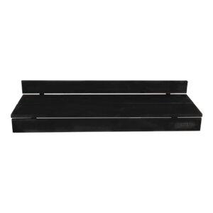 Balkonbar Pine holz - Balkongeländer Rechteck hoch - 90 x 30 cm - Balkonbar