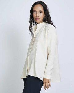 Bluse NANCY aus Bio-Baumwolle - JAN N JUNE