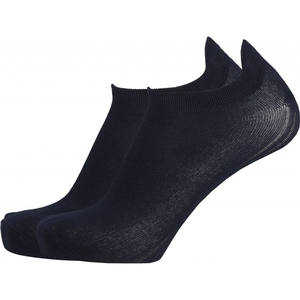 2-Pack Sneaker Socken No Show Footie Willow - KnowledgeCotton Apparel