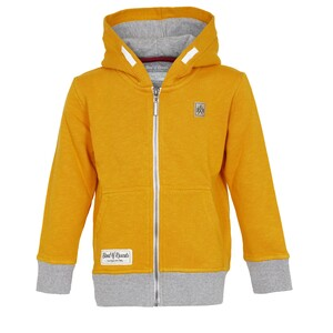 Slub Zip Hooded - Band of Rascals