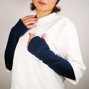 Armstulpe FOLD BLUE - keijn