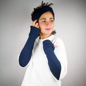 Armstulpe BLUE RIB - keijn