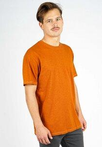 Loose Fit Slub T-Shirt - Honesty Rules