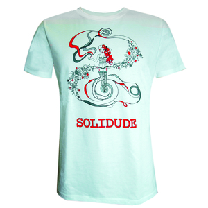 """T-Shirt """"Seawitch Red"""" - SOLIDUDE"""