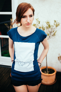Paperboat 2.0 Bamboo Raglan Shirt FAIR WEAR - ilovemixtapes