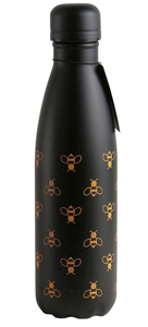 Isolierte Trinkflasche 500 ml - Bee - Qwetch