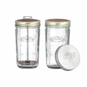 Nussmilch-Herstellungsset 500 ml - Kilner