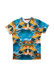Unisex T-Shirt Mio, Mimosa - Unisex T-Shirt aus Bio-Baumwolle - Sophia Schneider-Esleben