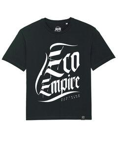 Eco Empire Crew Logo 03 | Oversized Unisex T-Shirt - Eco Empire Clothing