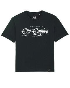 Eco Empire Crew Logo 02 | Oversized Unisex T-Shirt - Eco Empire Clothing