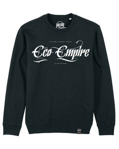 Eco Empire Crewlogo 02 | Unisex Sweatshirt - Eco Empire Clothing