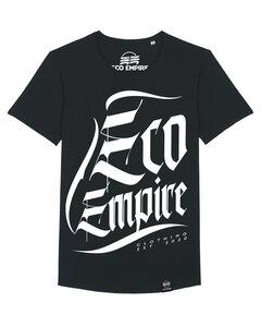 Eco Empire Crewlogo 03 | Long Unisex T-Shirt - Eco Empire Clothing
