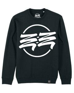 Eco Empire Crewlogo 01 Big | Unisex Sweatshirt - Eco Empire Clothing
