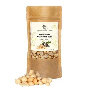 Macadamia Nüsse, halbe Kerne 250g - Macadamia Nut Farm
