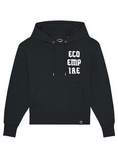 Eco Empire Crewlogo 04 | Oversize Unisex Hoodie - Eco Empire Clothing