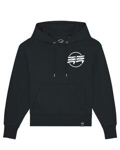 Eco Empire Crewlogo 01 Small | Oversize Unisex Hoodie - Eco Empire Clothing