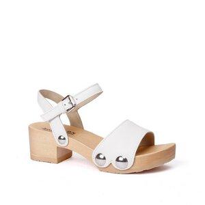 PENNY - Sandalette - SOFTCLOX nur echt mit der biegsamen Holzsohle