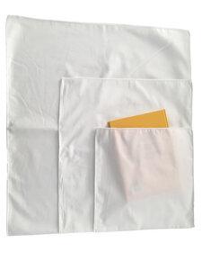 blickdichte Versandbeutel aus Konfektionsresten - Dibella Good Textiles