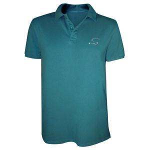 """Piqué-Poloshirt """"Logo"""" - SOLIDUDE"""