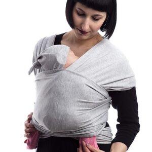 Schmusewolke Babytragetuch Flexi Erstlingstuch - SCHMUSEWOLKE
