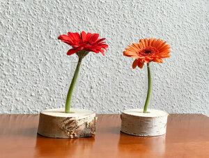 minimalistisches Vasen-Duo - b.y.r.d.
