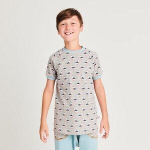 """Buben T-Shirt """"Strandmöwe Fiete"""" aus Bio-Baumwolle - Cheeky Apple"""