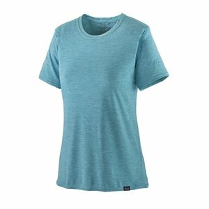Laufshirt - W's Cap Cool Daily Shirt - aus recyceltem Polyester - Patagonia