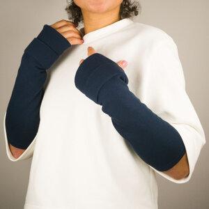 Armstulpe BIG FOLD BLUE - keijn