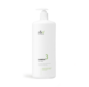 a&o SHAMPOO 3 take care! - a&o FEEL THE LIFE