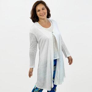 Longacke Vera aus 100% Leinen - AnRa Mode