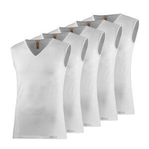 UnderCover 5er Pack Männer-Unterhemden - kleiderhelden